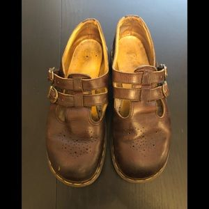 Dr. Martens Mary Janes MADE IN ENGLAND